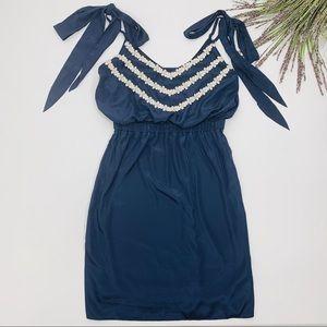 Judith March | Slip dress midi Spaghetti straps